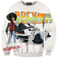 Back to the Boondocks Crewneck