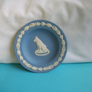 Wedgwood Jasperware Blue Pin Tray Guide Dogs For The Blind Great  Mothers Day, Fathers Day or Graduation or Wedding Gift