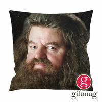 Harry Potter's Hagrid Cushion Case / Pillow Case