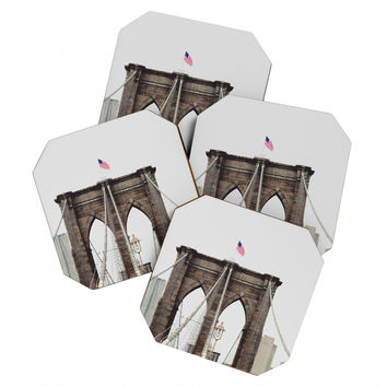 Chelsea Victoria Brooklyn Brave Coaster Set