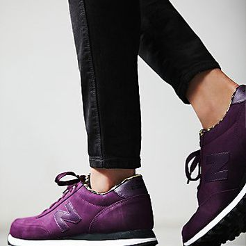 New Balance Womens High Roller Trainer - Purple