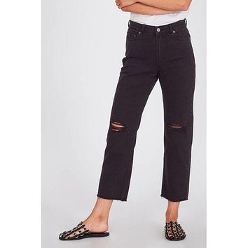 Amuse Selena Wvn Denim Pant