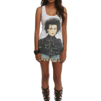 Edward Scissorhands Sublimation Girls Tank Top