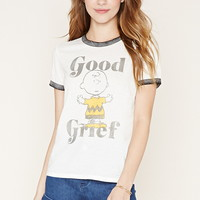 Good Grief Ringer Tee