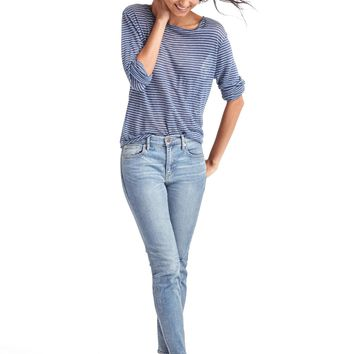 STRETCH 1969 true skinny ankle jeans | Gap