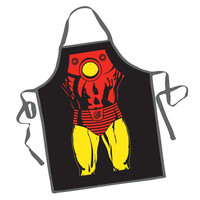 Marvel Iron Man Be The Hero Apron