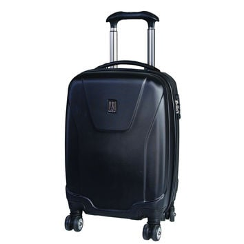 Travelpro Maxlite Tech ABS Hardshell Spinner Luggage Case - 20 Inches - Black