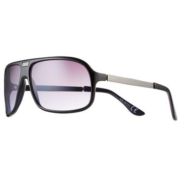 Rock & Republic Shield Sunglasses - Men (Black)
