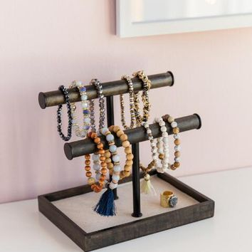 Pillar Tiered Jewelry Organizer