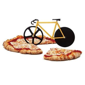 Fixie Bicycle Pizza Cutter