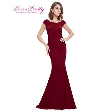 Special Occasion Evening Dresses Ever Pretty HE08483BD Women Elegant Long Formal Weddings Events Evening Dress