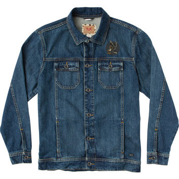 Riders Denim Jacket Archy Edition | RVCA