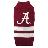 alabama dog sweater - AL-4003-L