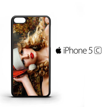 taylor swift christmas Z1673 iPhone 5C Case
