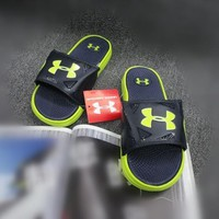 """Under Armour"" Summer Men Casual Multicolor Sport Slippers Beach Sandals Shoes"