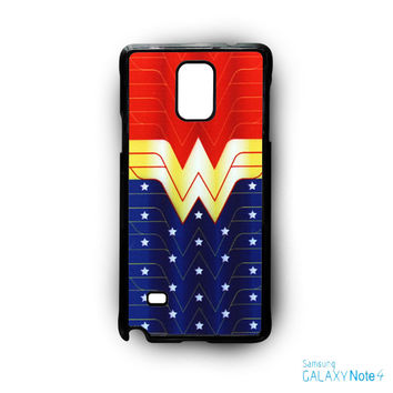Wonder Woman for Samsung Galaxy Note 2/Note 3/Note 4/Note 5/Note Edge phone case