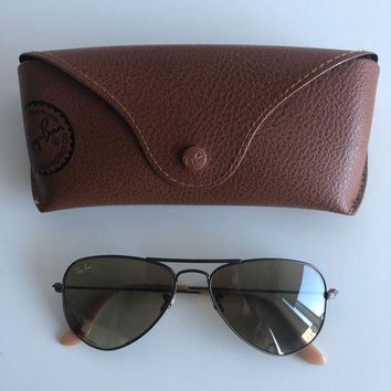 Gotopfashion Ray-ban Aviator Sunglasses Unisex RB 3044 029/53 52 00 2N Small
