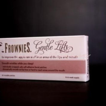 ORIGINAL FROWNIES GENTLE LIFTS FOR FINE LINES AROUND THE LIPS AND MOUTH - NEW