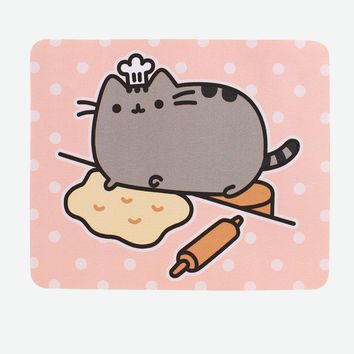 Baker Pusheen mouse pad
