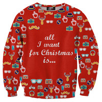 All I want sweater