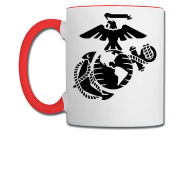marine corp - Coffee/Tea Mug