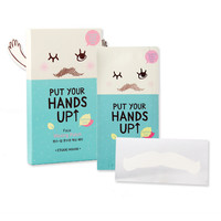 ETUDE PUT YOUR HANDS UP Face Waxing Patch