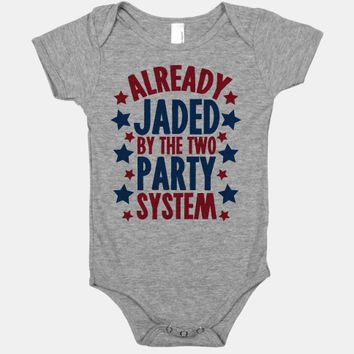 Already Jaded by the Two Party System