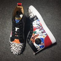 Cl Christian Louboutin Style #2172 Sneakers Fashion Shoes - Best Online Sale