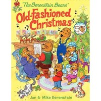 The Berenstain Bears' Old-Fashioned Christmas - Walmart.com