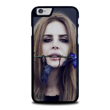 lana del rey iphone 6 6s case cover  number 1