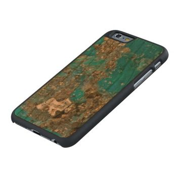 Natural Luxury Gemstone Turquoise Jewellery Carved® Cherry iPhone 6 Case