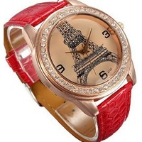 Eiffel Tower Watch from Heartblues
