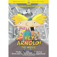 Hey Arnold!: The Movie (Paramount 90th Anniversa... : Target