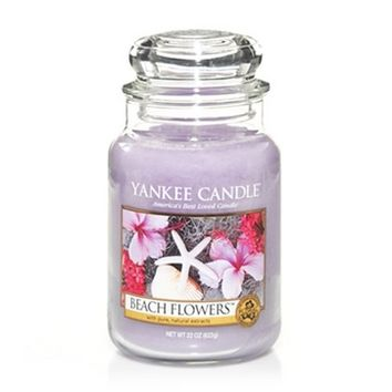 Beach Flowers™ : Large Jar Candles : Yankee Candle
