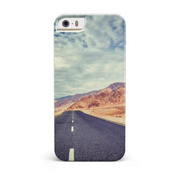 Desert Road iPhone 5/5S/SE INK-Fuzed Case