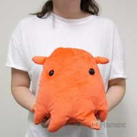 Strapya World : Deep Sea Creature Flapjack Octopus Plush (Round/25 cm)