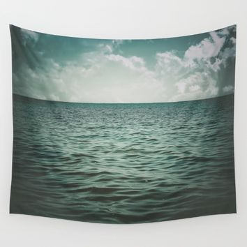 Into The Sea Of Lost Souls  Wall Tapestry by Faded  Photos