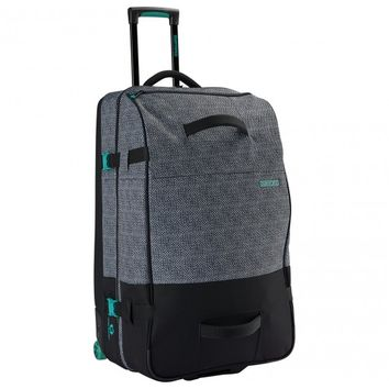 BURTON WHEELIE SUB TRAVEL BAG PINWHEEL WEAVE PRINT JRS SURF AND SKI ONLINE