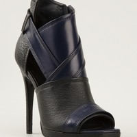Mcq By Alexander Mcqueen Stiletto Booties