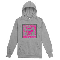 Femme Fatales Ladies Knit Hooded Pullover