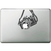 MacBook Nikon Camera Sticker Decal - PFLAPSTICKERC