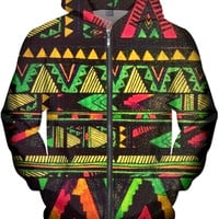 Rasta Sweater