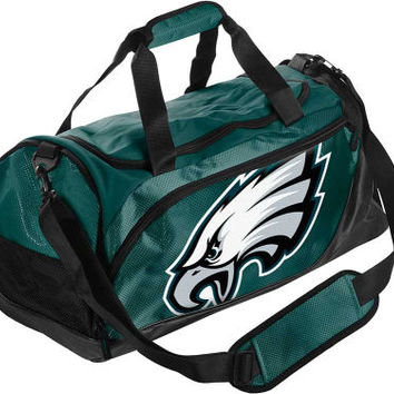 Philadelphia Eagles LR Collection Duffle Bag