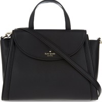KATE SPADE NEW YORK - Adrien leather shoulder bag | Selfridges.com