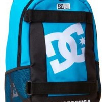 Dc Apparel Big Boys' Seven Point 5 By Backpack, Vivid Blue, One Size