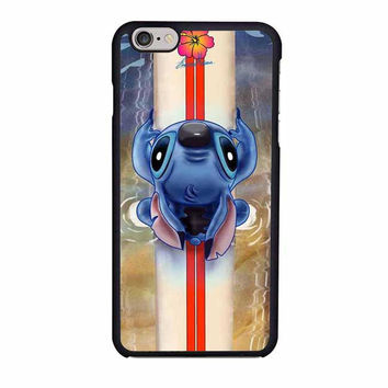 lilo and stitch waiting for the perfect wave disney iphone 6 6s 4 4s 5 5s 6 plus cases