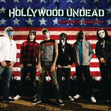 Hollywood Undead - Desperate Measures [Clean]