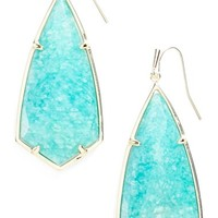 Kendra Scott 'Caroline' Semiprecious Stone Drop Earrings | Nordstrom