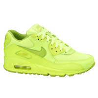 NIKE AIR MAX 90 GS VOLT/FIERCE GREEN - Womens ShoesNIKE RUNNINGAIR MAX 90 - |Sports Lab by atmos