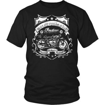 """""""Indian Motorcycle Club"""" T-Shirt"""